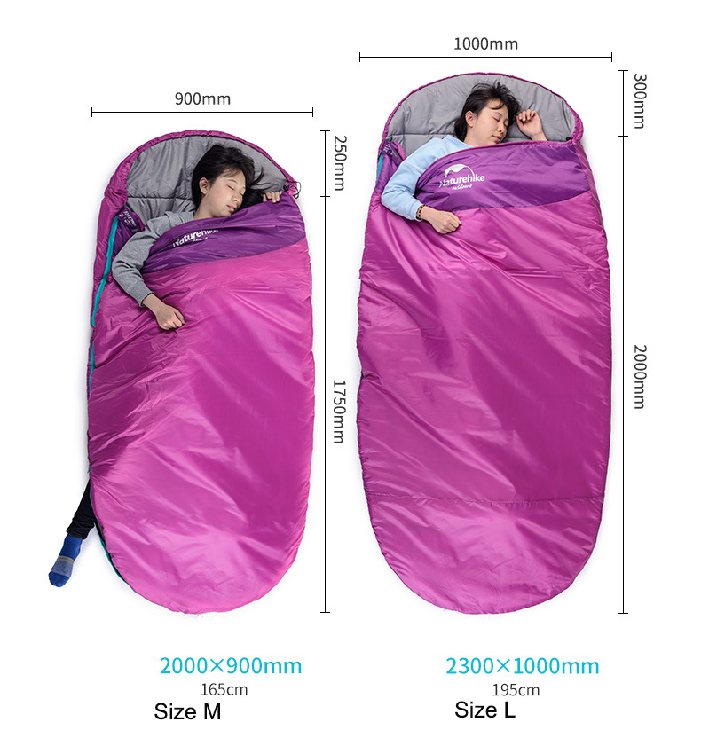 túi-ngủ-trưa-giá-rẻ-naturehike-NH80S002-D-PAD-200S