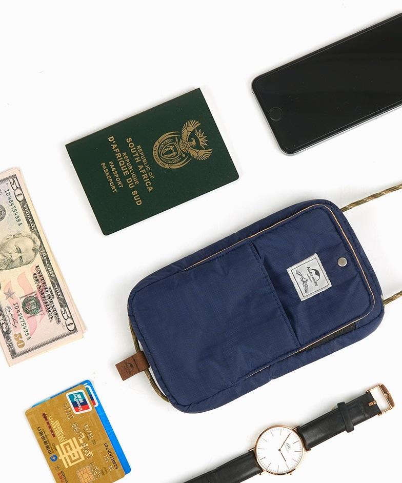 túi đựng hộ chiếu Naturehike