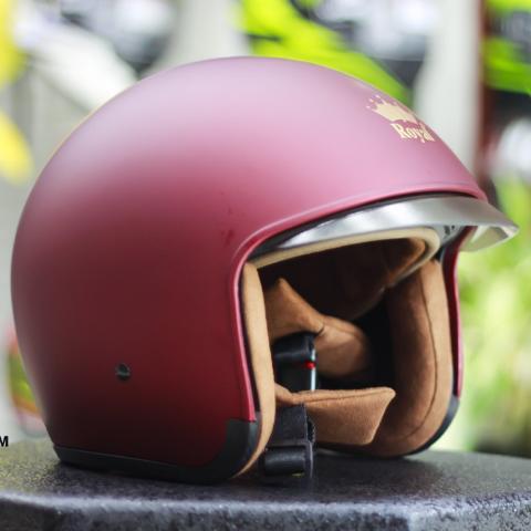 Đánh giá mũ bảo hiểm Royal M139