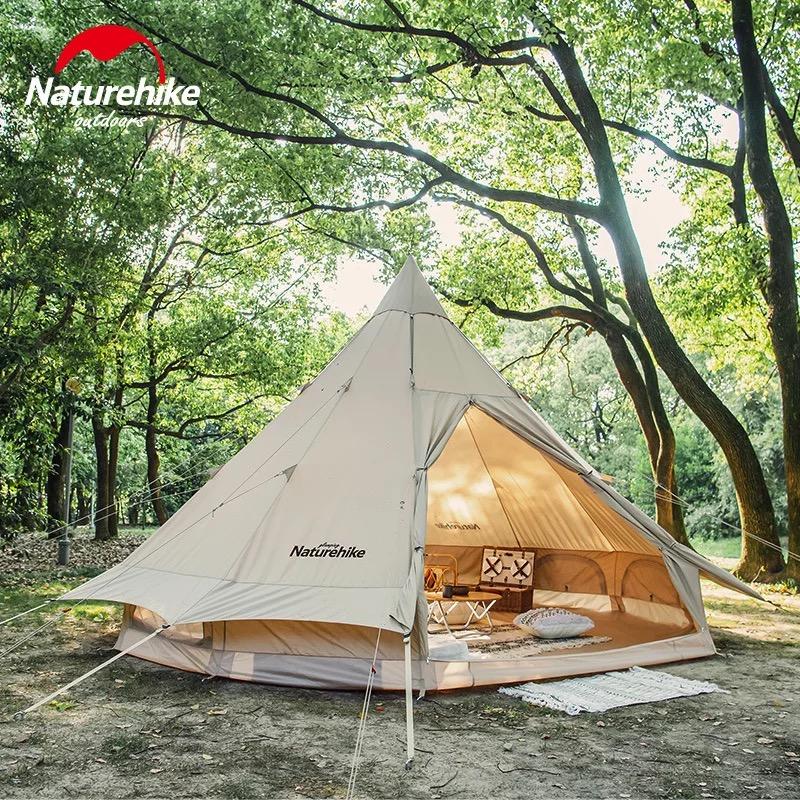 chuẩn bị đồ đi cắm trại
