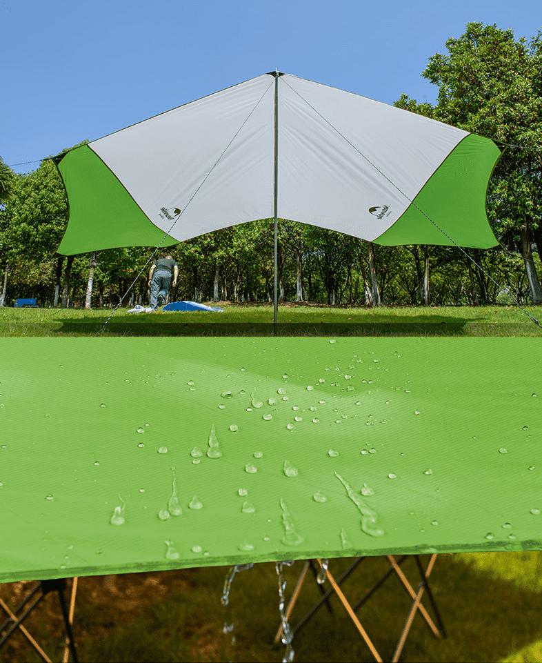 Tăng cắm trại là gì