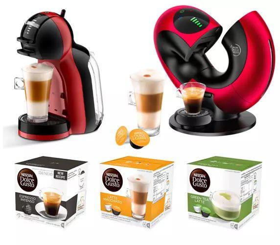 máy pha cà phê gia đình