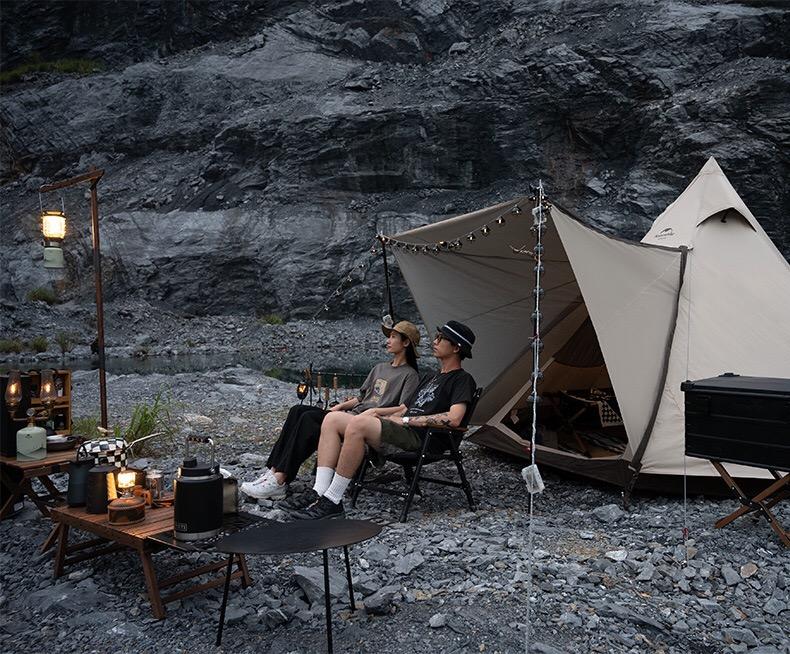 đồ dùng cần thiết khi đi cắm trại